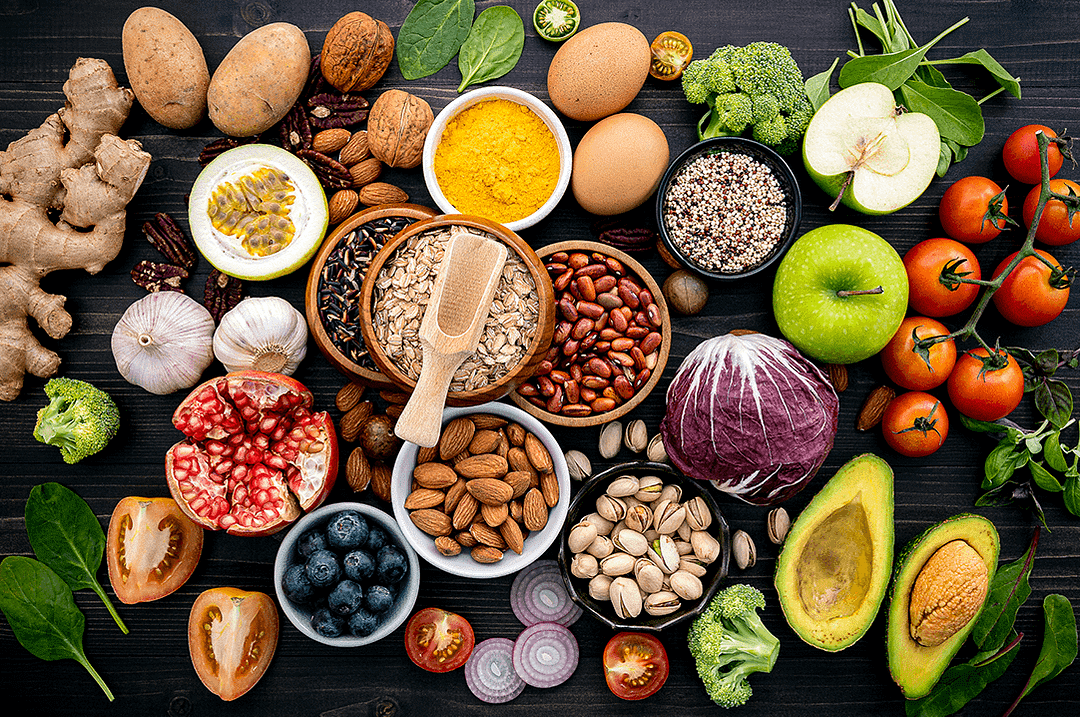 The Five Foundations of Nutritional Balance